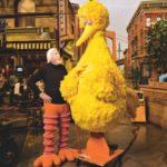 Έφυγε ο Big Bird του Sesame Street