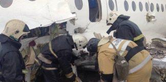 «Έμοιαζε με ταινία: ουρλιαχτά, φωνές, κόσμος έκλαιγε» - Τουλάχιστον 12 νεκροί από τη συντριβή αεροσκάφους στο Καζακστάν