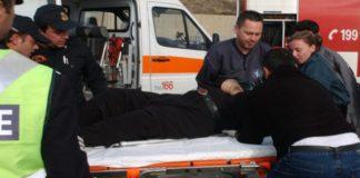 Ένας νεκρός και ένας τραυματίας από σύγκρουση Ι.Χ. αγροτικού με λεωφορείο