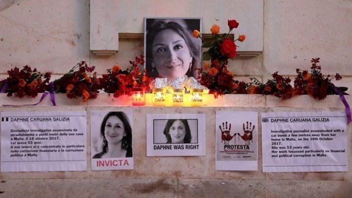 «Ενδελεχή και ανεξάρτητη» έρευνα για την δολοφονία της Ντάφνι Καρουάνα Γκαλιζία ζήτησε η πρόεδρος της Κομισιόν