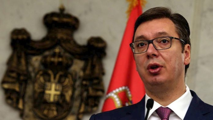 Επίσημη επίσκεψη Α. Βούτσιτς στην Αθήνα στις 10 Δεκεμβρίου