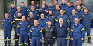 Επίσκεψη Αρχηγού ΓΕΕΘΑ και γ.γ. Πολιιτκής Προστασίας στη Θεσσαλονίκη