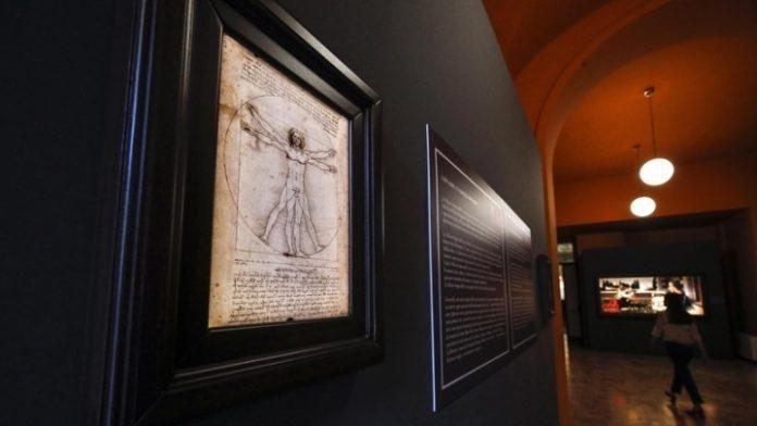 Ερευνητής υποστηρίζει πως ο πραγματικός Κώδικας Ντα Βίντσι βρίσκεται ουσιαστικά στον «Άνθρωπο του Βιτρούβιου»