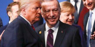 Ερντογάν και Τραμπ είχαν μια «πολύ παραγωγική» συνάντηση στο περιθώριο της συνόδου κορυφής του ΝΑΤΟ