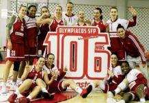 Φασούλας: «Επόμενος στόχος μας οι 112 νίκες»