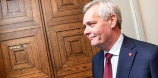 Φινλανδία: Σε παραίτηση αναγκάστηκε ο πρωθυπουργός Ρίνε