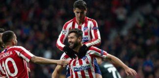 Η Ατλέτικο Μαδρίτης το τελευταίο «εισιτήριο»