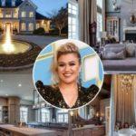 Η Κέλι Κλάρκσον πουλά την πολυτελή έπαυλή της στο Τενεσί στην τιμή των 7,5 εκατ. δολαρίων