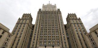 Η Μόσχα απέλασε έναν Βούλγαρο διπλωμάτη