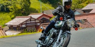 Η W800 φέρνει την εμβληματική μοτοσυκλέτα στη νέα εποχή