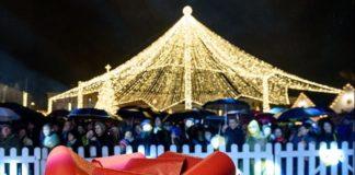 """Η χριστουγεννιάτικη αγορά στην Κλουζ Ναπόκα μία από τις  """"παραμυθένιες"""" της Ευρώπης"""