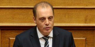 Κ. Βελόπουλος: Ο νόμος αυτός είναι αποτέλεσμα ωμών εκβιασμών στη βάση της κομματικής συναλλαγής