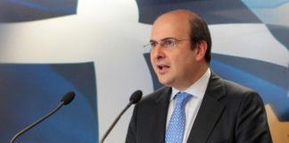 Κ. Χατζηδάκης: Με την υπογραφή για τον EastMed χτίζουμε συνασπισμό νομιμότητας