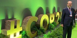Κ. Χατζηδάκης στην COP25: Αποφασισμένη η Ελλάδα να βρεθεί στην πρώτη γραμμή της «μάχης»