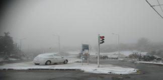 Κατά 13 βαθμούς έπεσε η μέγιστη θερμοκρασία σήμερα στη βόρεια Ελλάδα