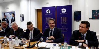 Κυρ. Μητσοτάκης:Βούληση της κυβέρνησης να συνδεθεί η έρευνα με την καινοτομία και την οικονομία