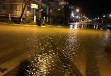 Λάρισα: Αρκετές ζημιές προκάλεσαν τα πλημμυρικά φαινόμενα στα παράλια του νομού