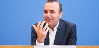 Μ. Βέμπερ: Το Ευρωπαϊκό Κοινοβούλιο στηρίζει την ευρωπαϊκή προοπτική της Σερβίας και των δυτικών Βαλκανίων