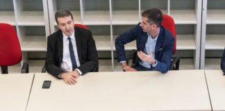 Μ. Χρυσοχοΐδης - Κ. Μπακογιάννης: Μνημόνιο συνεργασίας για τη δημιουργία Κέντρου Διαχείρισης Καθημερινότητας