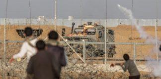 Μικρή συμμετοχή στην τελευταία εβδομαδιαία «πορεία της επιστροφής» των Παλαιστινίων στη Λωρίδα της Γάζας