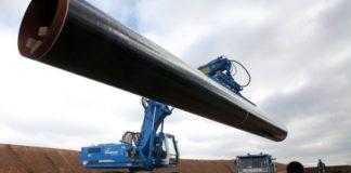 Nord Stream 2: Οργή σε Βερολίνο-Μόσχα-Βρυξέλλες για τις αμερικανικές κυρώσεις