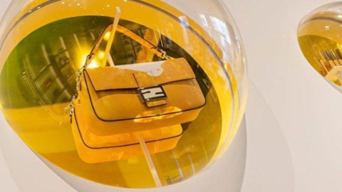 O Fendi λάνσαρε την πρώτη αρωματισμένη τσάντα