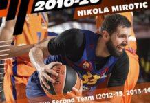 Ο Μιροτιτς 35ος υποψήφιος για την All Decade Team