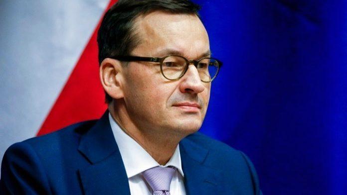 Ο πολωνός πρωθυπουργός Μοραβιέτσκι κατηγορεί τον Πούτιν ότι «ψεύδεται» για τη χώρα του και μάλιστα «πάντα εσκεμμένα»