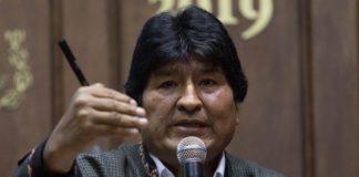 Ο πρώην πρόεδρος της Βολιβίας Έβο Μοράλες έφθασε στην Αργεντινή