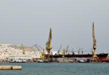 Οδοιπορικό του ΑΠΕ-ΜΠΕ: Στους ντόκους και τις δεξαμενές του Νεωρίου Σύρου