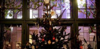 Οι Λετονοί διαλέγουν χριστουγεννιάτικο δέντρο από το δάσος