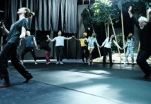 Οι «Όρνιθες» σε σκηνοθεσία Ν. Καραθάνου επιστρέφουν στη Στέγη του Ιδρύματος Ωνάση