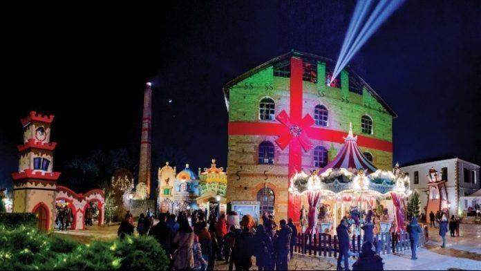 Οι θεματικοί προορισμοί «κλέβουν» την παράσταση τα Χριστούγεννα