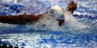 Πανελλήνιο ρεκόρ και... έτοιμος για μετάλλιο ο Βαζαίος στα 200μ. μικτή ατομική
