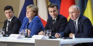 Πούτιν και Ζελένσκι συνομίλησαν αλλά οι διαφωνίες τους παραμένουν