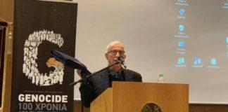 Πρόταση για μια διεθνή εκστρατεία για τον σεβασμό και την προστασία της ζωής από τον μελετητή των γενοκτονιών Israel Charny