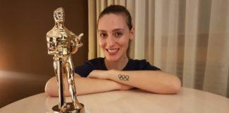 Πρώτη θέση και ισοφάριση παγκοσμίου ρεκόρ για την Κορακάκη στο Βελιγράδι