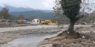 Σε εξέλιξη οι εργασίες αποκατάστασης των ζημιών από τις πρόσφατες βροχοπτώσεις στη Θεσσαλονίκη, την Πιερία και τη Χαλκιδική