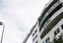 Σοβαρές ενδείξεις εμπρησμού στο ξενοδοχείο της λεωφόρου Συγγρού. Διασωληνώθηκε η μία γυναίκα