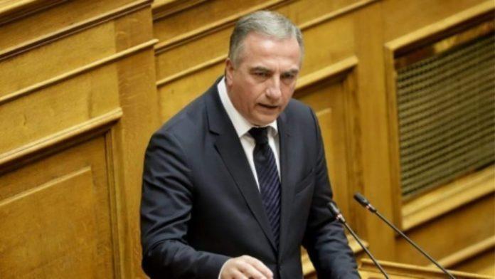 Καλαφάτης: «Όλοι οι βουλευτές της ΝΔ δίνουν το 50% του μισθού τους»