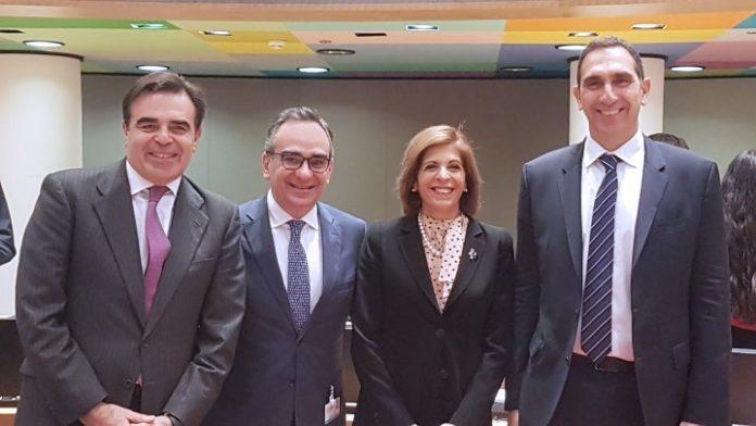 Συμμετοχή υφυπουργού Υγείας, Β. Κοντοζαμάνη, στο Συμβούλιο υπουργών Υγείας της ΕΕ