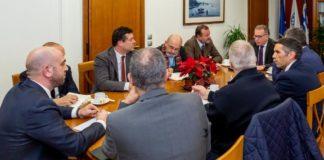 Συναντήσεις Κουμουτσάκου εν όψει της διαμόρφωσης νέας ευρωπαϊκής μεταναστευτικής πολιτικής