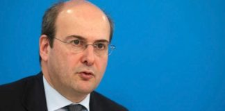 Συνάντηση Κ. Χατζηδάκη με τον υπουργό Ενέργειας του Ισραήλ στη Μαδρίτη