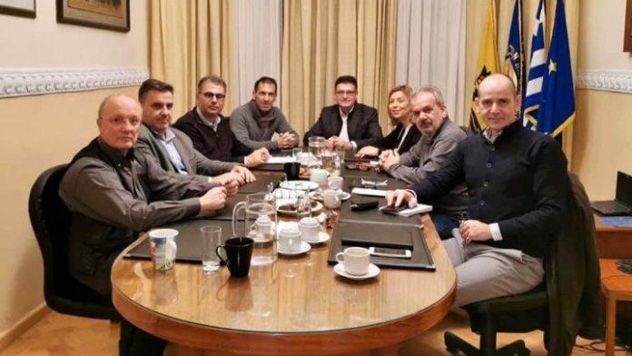 Συνάντηση για την αναβίωση του Δημοσιογραφικού Συνεδρίου της Σαμοθράκης