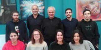 Συνάντηση του πρύτανη του ΑΠΘ με την ομάδα iGEM Thessaloniki