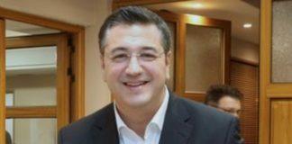 Τα πρωτοχρονιάτικα κάλαντα άκουσε ο περιφερειάρχης Κ.Μακεδονίας, Απ. Τζιτζικώστας