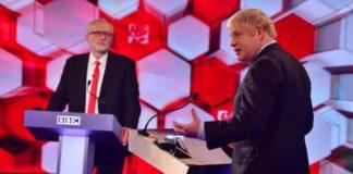 Τηλεμαχία Μπ. Τζόνσον - Τζ. Κόρμπιν: Διασταύρωσαν τα ξίφη τους για Brexit, οικονομία και υγεία