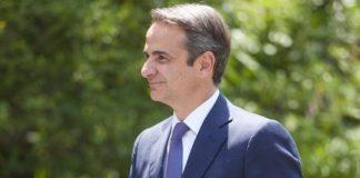 Ο Μητσοτάκης παίρνει τις αποφάσεις του για ΠτΔ
