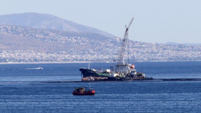Την επανεξέταση των αιτημάτων αποζημίωσης για το ναυάγιο του «Αγία Ζώνη ΙΙ» συμφώνησαν ο Γ. Πλακιωτάκης και ο εκπρόσωπος της διοίκησης του IOPC FUNDS