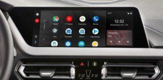 Το Android Auto μπαίνει από τις αρχές του ερχόμενου έτους και στα μοντέλα της BMW